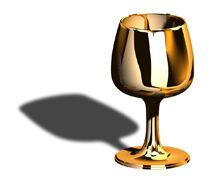 Golden Chalice Rendering